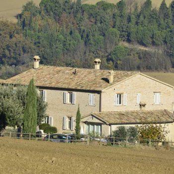 Casale a Morro d'Alba