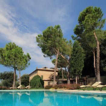 Ristrutturazione di Villa Malatestiana, una villa del '700 sui colli di Pesaro