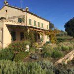 Ristrutturazione e restauro di un casale nella campagna di Filottrano