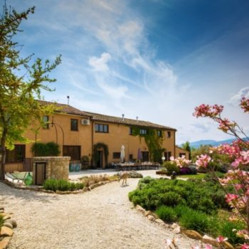 Numerosette, un bed and breakfast a Cingoli
